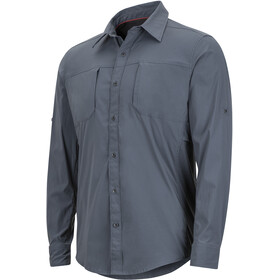 Marmot Trient - T-shirt manches longues Homme - gris